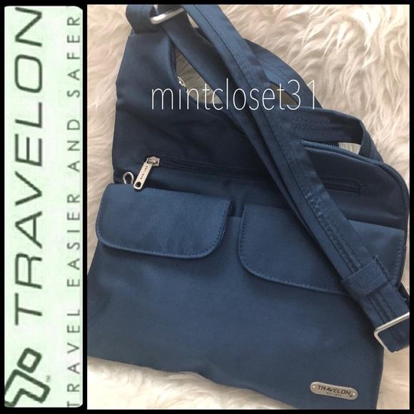 Travelon Bags   Crossbody Travel Bag   Poshmark e3301da165
